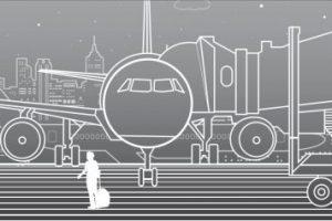 Найкращі  високошвидкісні ворота для аеропортів.